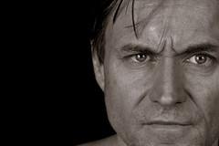 SelfPortrait | Selbstportrait (Stefan (Bilderberge.de)) Tags: portrait man self eyes human mann augen selbstportrait selbst selfie mensch bilderberge