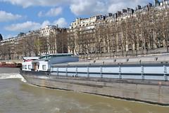 Working barge (carolyngifford) Tags: paris boats riverseine