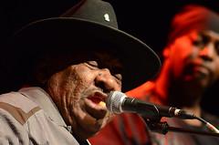 Magic Slim (rickpatton1) Tags: red music hat concert blues spotlight bandana redlight magicslim