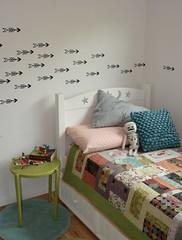 DSC_0647 (August Axel) Tags: green art silhouette kids modern colorful artist moms arrows decor vinyls decorator