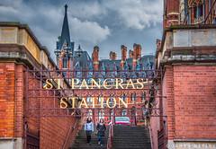 St Pancras (James Neeley) Tags: london stpancras jamesneeley