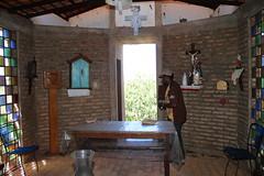 O interior da capela do Eremitrio da Trindade 096 (vandevoern) Tags: brasil piaui eremitrio orao trindade capela floriano vandevoern landrisales