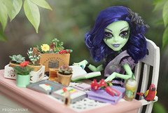 Plant Science Research - Amanita Nightshade (PruchanunR.) Tags: monster high doll nightshade mattel amanita