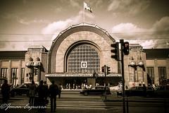 Central Railway Station. (Jonan G.E) Tags: city art architecture canon finland helsinki europe balticsea baltic trainstation scandinavia centralrailwaystation canon40d jonanesguerra