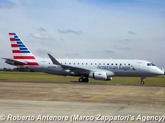 Embraer E-175 (E-170-200/LR) (Marco Zappatori's Agency) Tags: embraer e175 envoyair americaneagle n235nn pretd robertoantenore marcozappatorisagency