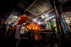 Ramdan Street Food (Harshal Orawala) Tags: ramadan india canon natgeo 500px streetphotography burn