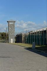 10074259 (wolfgangkaehler) Tags: africa southafrica african capetown unescoworldheritagesite prison watchtower robbenisland southafrican politicalprisoners capetownsouthafrica prisonmuseum southafricannationalheritagesite
