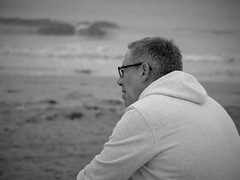 Pensieri in riva al mare (zenith85) Tags: sea beach mare spiaggia veneto caorle