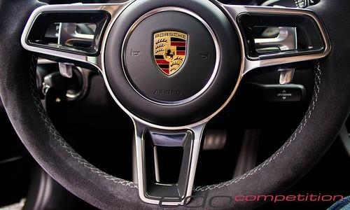 Porsche 911 GT3 RS от Edo Competition