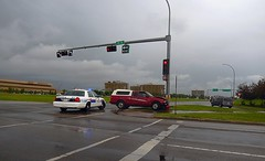 Whoops! (peter.friess) Tags: car edmonton accident police rcmp yeg