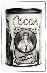 Cacao tin (2010kev) Tags: tin cocoa cacao vanhouten