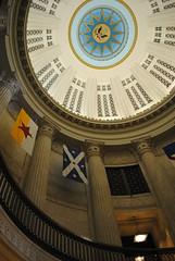 Rotunda of the Custom House Tower, Boston (David Coviello) Tags: boston architecture buildings massachusetts customhouse