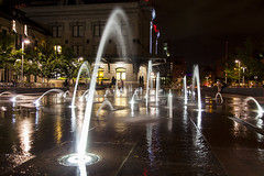Denver_20160711_124 (falconn67) Tags: city longexposure travel water night canon colorado denver fountains unionstation 24105l 5dmarkii wynkoopplaza wynkoopplazapopupfountains