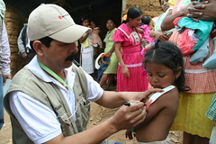 Monitoring child nutrition in Guatemala (Bread for the World) Tags: children women guatemala nutrition chiquimula january2012 toddpost 2015hungerreport