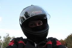 b225 (no_penetrate) Tags: girl helmet moto balaclava
