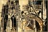 """La Basilique Notre-Dame d'Avioth et la """"Recevresse"""", Meuse, Lorraine, France (claude lina) Tags: france architecture lorraine gothique meuse basilique avioth recevresse basiliquenotredamedavioth"""