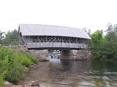 Squam River Bridge - Ashland, NH (twiga_swala) Tags: new bridge england usa lake america river newengland newhampshire landmark nh hampshire covered ashland attractions squam