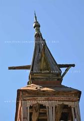 Mosque dome, Baltistan (Ameer Hamza) Tags: pakistan gb ppa baltistan ameerhamzaadhia gilgitbaltistan ameerhamzaphotography