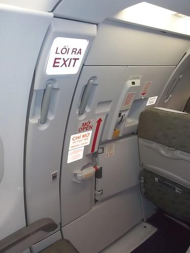 #7337 exit rows
