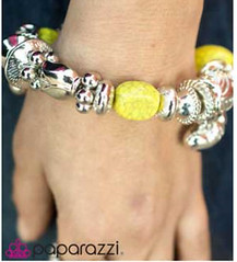 Sunset Sightings Yellow Bracelet K(6yib)