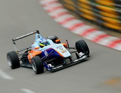 Macau Grand Prix 2014 (koucm) Tags: girl car grand racing prix macau guia 2014 wtcc 61th