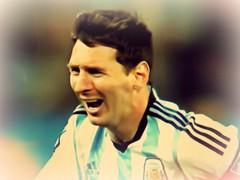 Messi Scores (knightbefore_99) Tags: game holland art brasil riodejaneiro goal team semi final match win worldcup penalty 2014 lionelmessi