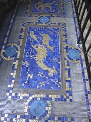 Undeniably Blue (jchants) Tags: blue tile mosaic williamrandolphhearst hearstcastle sansimeoncalifornia