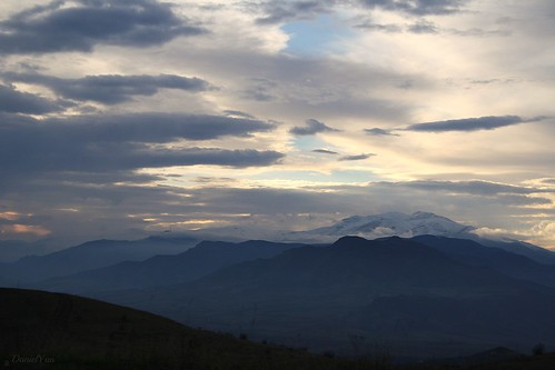 Mount Lalvar. Lori, Armenia.