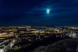 Tønsberg by night II