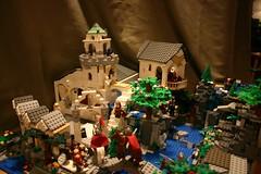 (Jippy17) Tags: lego contest winner lordoftherings hobbit bilbo dwarves rivendell elrond