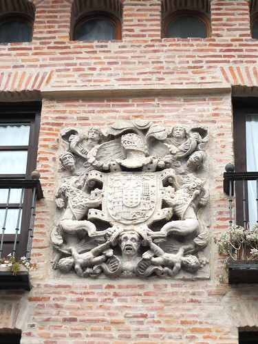 Palacio de Mimenza - Escudo
