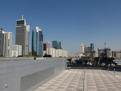 Dubai (*_*) Tags: city morning november hot architecture modern dubai district centre uae middleeast sunny arab financial unitedarabemirates 2014 difc
