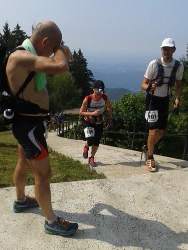 Marathon trail lago di Como 2014