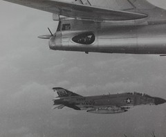Ben Cloud Collection Photo (San Diego Air & Space Museum Archives) Tags: bear airplane aircraft aviation bomber f4 militaryaviation tupolev vietnamwar rf8 tailgunner tu95 tailturret tupolevtu95 tu95bear bearbomber tupolevtu95bear bencloud tupolevbear