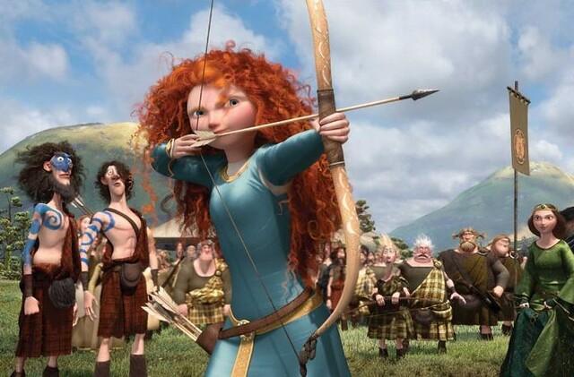 RT @PremiereFR: REBELLE : un duel mère / fille épique qui fait écho au rachat de Pixar par Disney http://t.co/joKhN55lVV