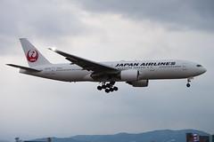 JAL B777-200 JA773J (altinomh) Tags: engine twin mini seven boeing 777 triple jumbo b777 etops minijumbo worldliner