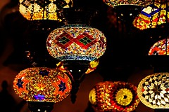 Lamp (prana widakso) Tags: travel turkey market craft istanbul souvenir backpacker grandbazaar