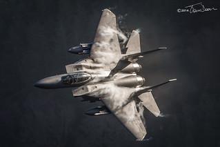 F-15E Strike Eagle 'ROAR' flight 96-204