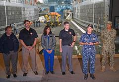 NASA & Navy Reps
