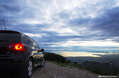 Cloudy Golf (and641) Tags: vw golf athens greece tsi ymittos nikond5100