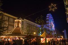 Neubrandenburg - Weberglockenmarkt (www.nbfotos.de) Tags: christmas xmas weihnachten weihnachtsmarkt ferriswheel riesenrad mecklenburgvorpommern 2014 neubrandenburg weihnachtlich weberglockenmarkt