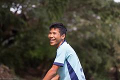 Happy..Happy..Happy (Rodo Rigante) Tags: boy people smile portraits thailand persona kid asia gente young tailandia retratos sonrisa felicidad nio joven happyness