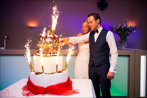 Huwelijk Jente & Kristof