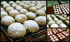 Mini Chip Snowball Cookies... (Heartlover1717) Tags: christmascookies christmasgifts minichipsnowballcookies eggcartonpacking