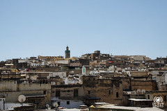 Panorama da Nejjarine (andrea.prave) Tags: roof panorama tetti morocco fez maroc marocco medina fes suk suq   centrocitt almamlaka   sq almaghribiyya tourdelmarocco