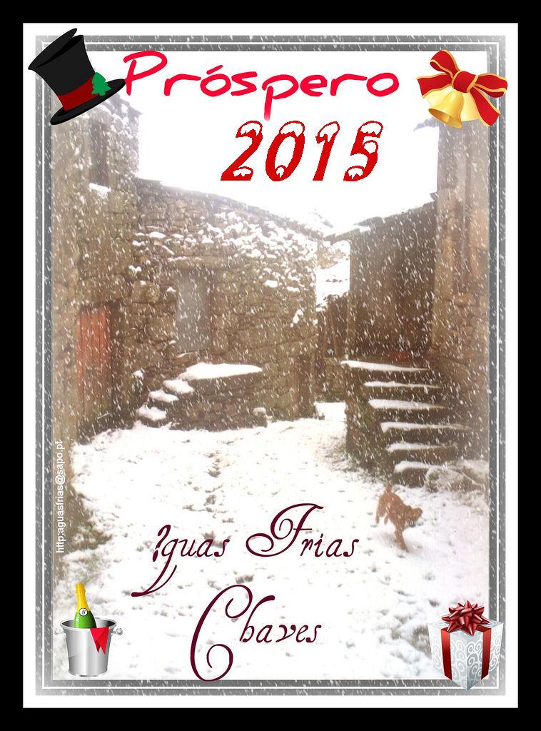 Águas Frias (Chaves) - Próspero 2015