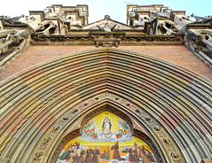 Córdoba, Argentina - Iglesia del Sagrado Corazón de los Padres Capuchinos 02 (Markus Lüske) Tags: argentina argentinien córdoba cordoba iglesia kirche sagrado corazón iglesiadelsagradocorazón kapuziner capuchino lueske lüske luske