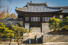 Namsan Hanok Village (Adzrin Mansor) Tags: travel lens village sony south korea seoul kit fe a7 namsan 2870 hanok