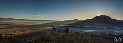 Sunrise Quetzaltenango (aa_fotos) Tags: light sun sunrise la soleil ray lumire guatemala du panoramic sonnenaufgang  zon lever panoramique zonlicht zonsopgang soloppgang quetzaltenango            panoramisch