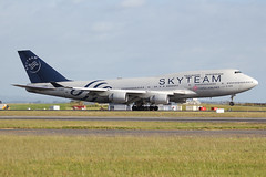 B-18206_NZAA_8462 (ZK-NGJ) Tags: chinaairlines b18206 boeing74740929030 02january2015auckland
